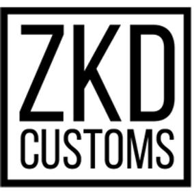 ZKD Customs Sticker