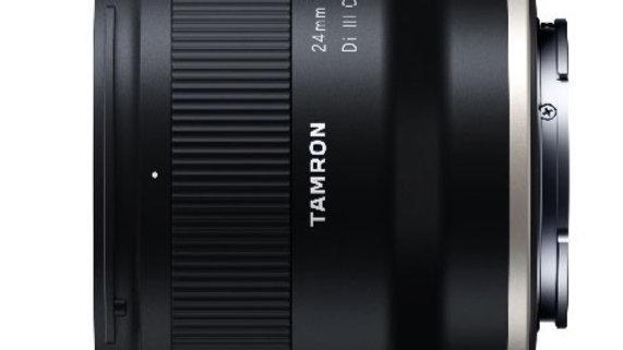 Tamron 24mm F/2.8 Di III OSD M 1:2 (F051) for Sony E-mount