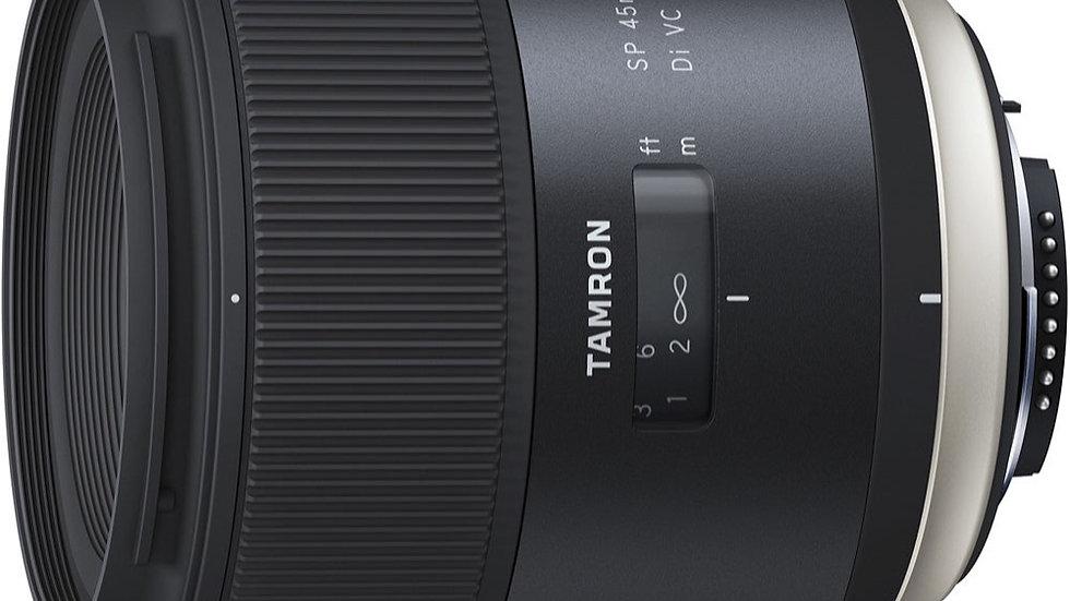 Tamron SP 45mm F1.8 Di VC USD (F013)定焦VC防震標準鏡頭