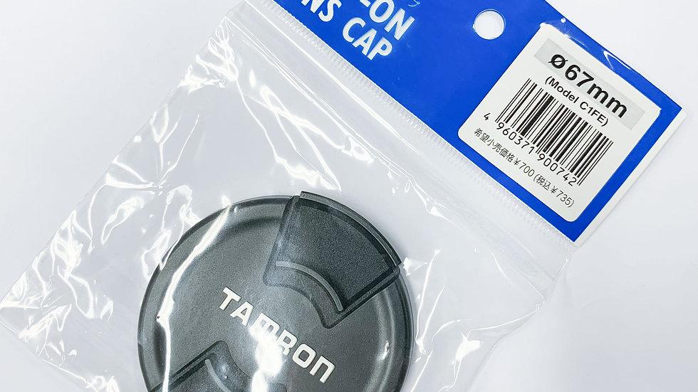 TAMRON 67mm鏡頭前蓋(C1FE)
