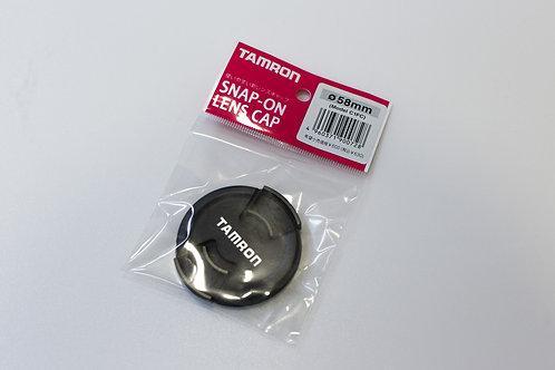 TAMRON 58MM鏡頭前蓋