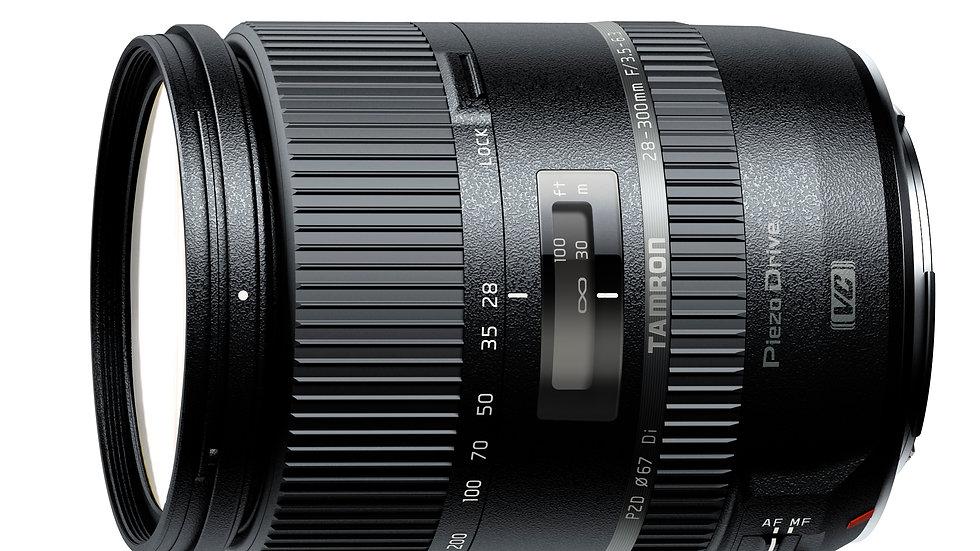Tamron 28-300mm F3.5-6.3 Di VC PZD(A010)全片幅VC防震天涯鏡