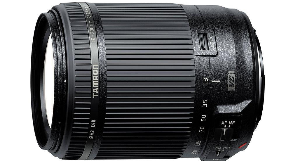 Tamron 18-200mm F3.5-6.3 Di II VC (B018) APS-C片幅天涯鏡