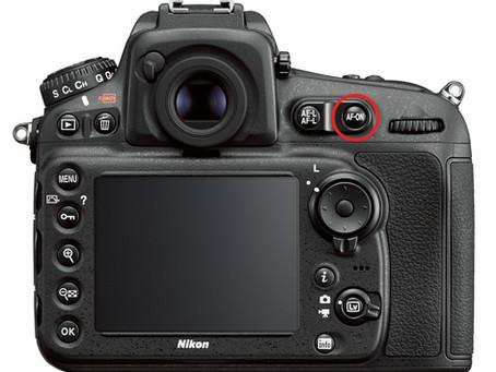 攝影技術分享教室善用AF-On按鈕