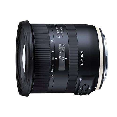Tamron 10-24mm F3.5-4.5 Di II VC HLD(B023)APS-C片幅超廣角變焦鏡