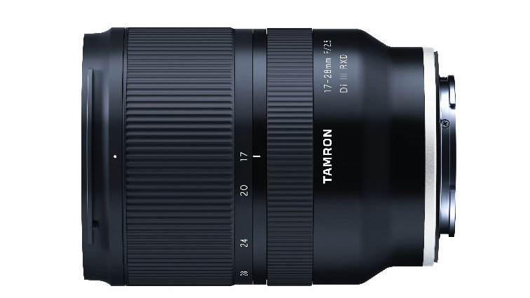 Tamron 17-28mm F/2.8 Di III RXD (A046) for Sony E-Mount