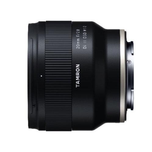 Tamron 20mm F/2.8 Di III OSD M 1:2 F050 for Sony E-mount