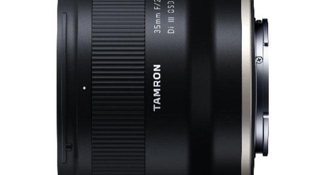 Tamron 35mm F/2.8 Di III OSD M 1:2 (F053) for Sony E-mount