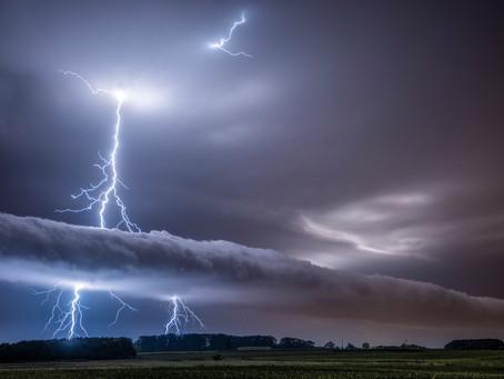 攝影知識分享 如何拍攝閃雷