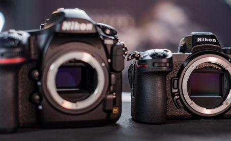 Nikon公布全新無反機Z6及Z7