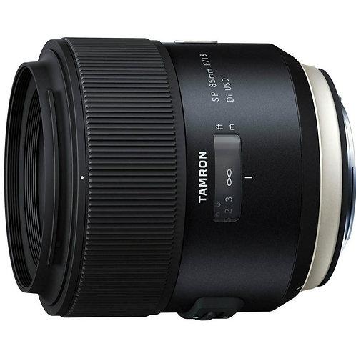 Tamron SP 85mm F1.8 Di USD for Sony A Mount(F016S)送原廠LAEA3轉接環套裝