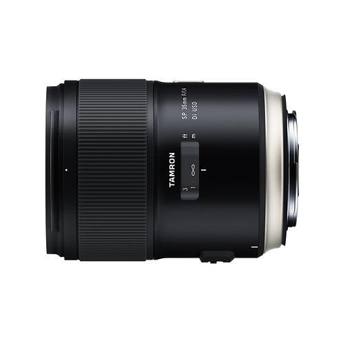 Tamron SP 35mm F/1.4 Di USD (F045)高質素35mm F1.4定焦鏡頭