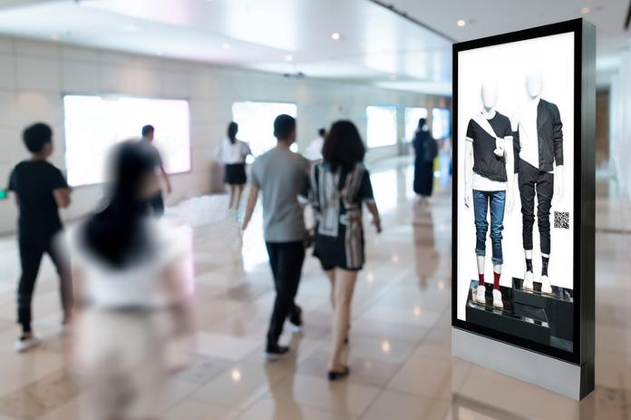 Señalización Digital en Centros Comerciales