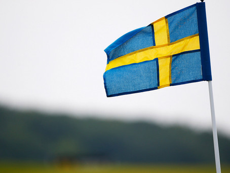 Who is a missing person at high risk in Sweden?