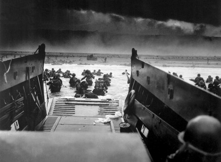 D-Day: June 6th 1944 -#LestWeForget