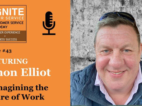 Podcast: Simon Elliot: Reimagining the Future of Work