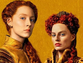 #Dramming: Mary (Queen of Scots)