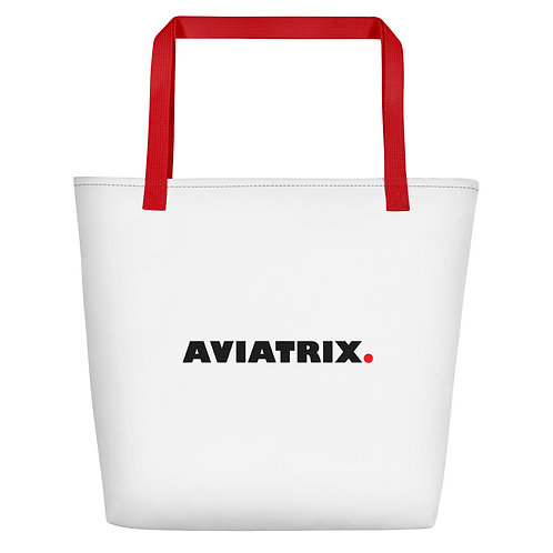 Willy Mitchell | Aviatrix Beach Bag