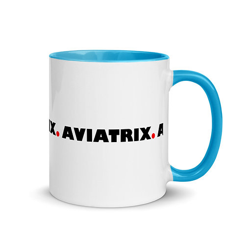 Willy Mitchell | Aviatrix Mug
