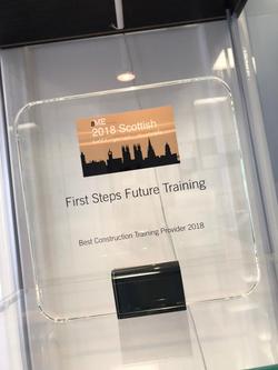 Scottish Enterprise Award 2018