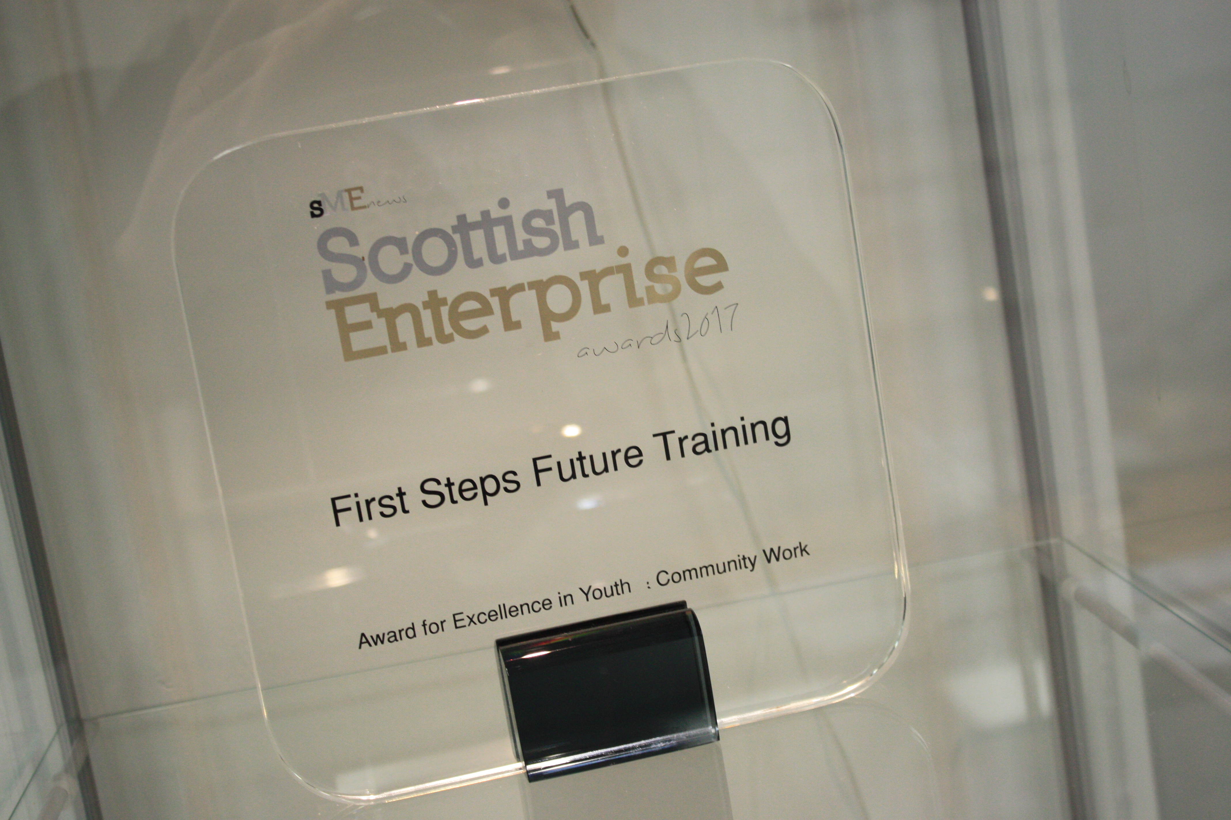 Scottish Enterprise Award 2017
