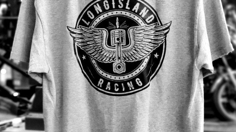 Garage Grey T-Shirt