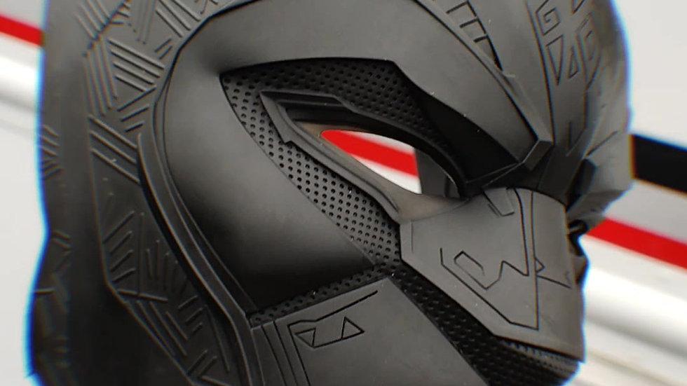 3D Printed Black Panther Prop
