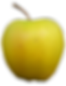 560-5600664_golden-delicious-apple-trans