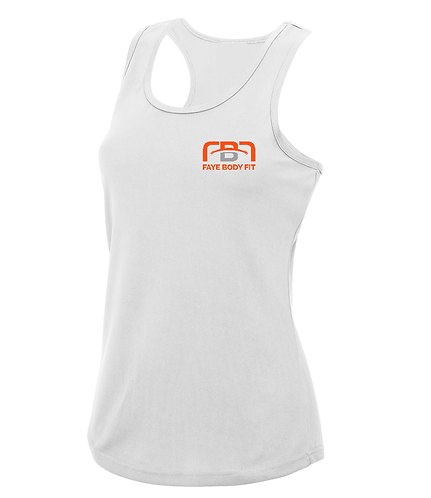 Faye Body Fit - Women's Cool Racerback Vest