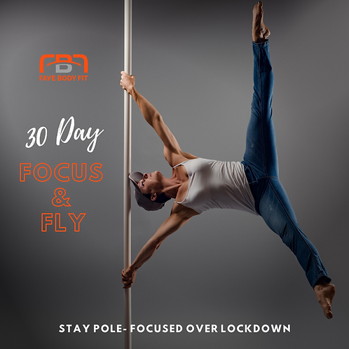 30 Day Focus & Fly