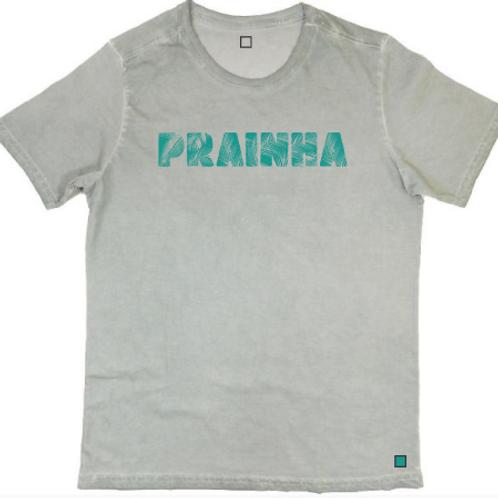 Camiseta Prainha Cinza