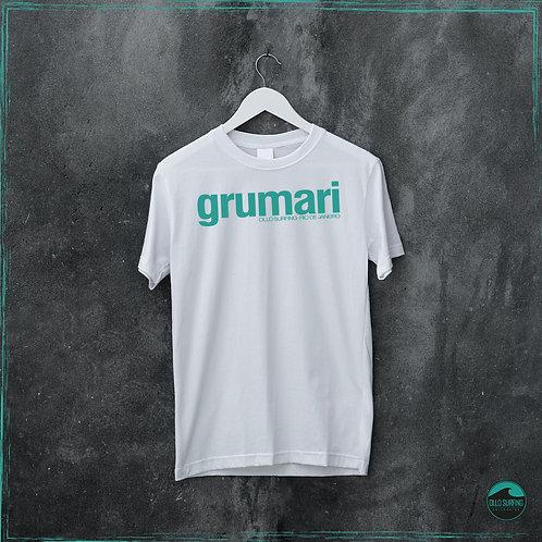 Camiseta Branca Grumari