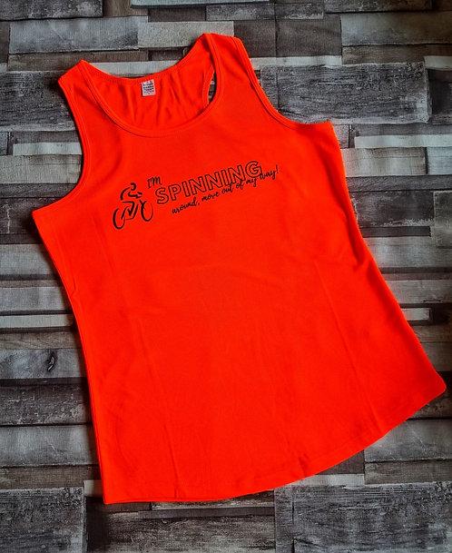 Spinning - Women's Cool Racerback Vest
