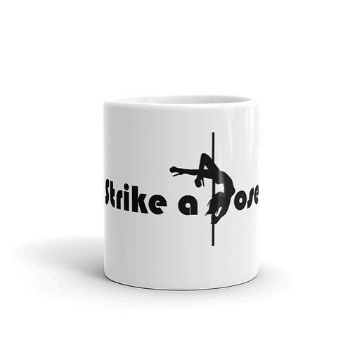 Strike A Pose Pole Fitness Mug