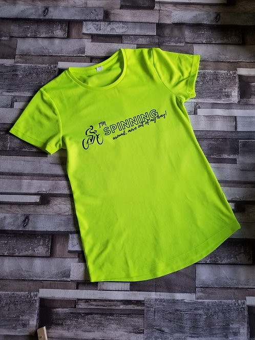 Spinning - Women's Cool T