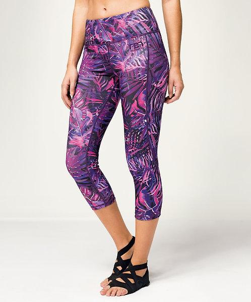 Women's TriDri® Performance Jungle Purple Leggings