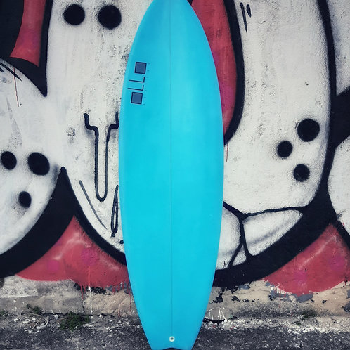 Prancha Ollo Surfing