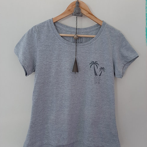Camiseta Feminina Coqueiro