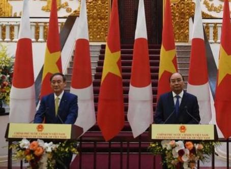 Việt Nam có lợi khi Nhật Bản đa dạng hóa chuỗi cung ứng?