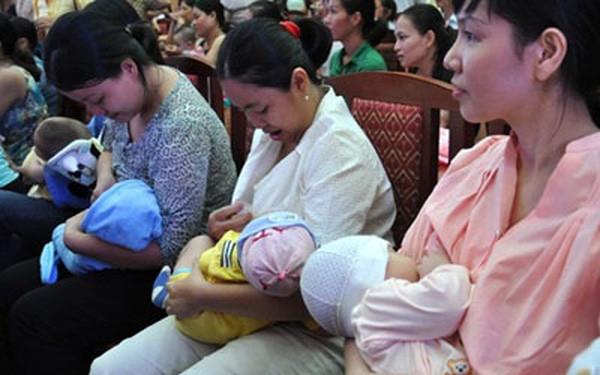 5 quyền lợi dành cho lao động nữ có con dưới 1 tuổi - Ảnh 1.