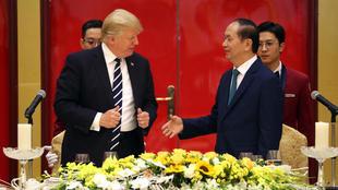 Việt Namtrong tầm ngắm điều tra tiền tệ-thương mại của Hoa Kỳ