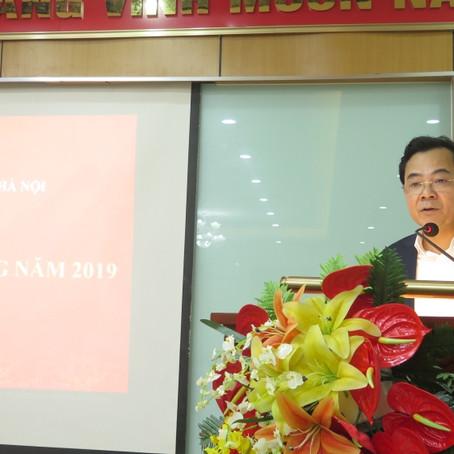 Tập huấn Bộ luật Lao động năm 2019 cho cán bộ công đoàn doanh nghiệp FDI