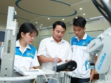 Doanh nghiệp được hỗ trợ kinh phí đào tạo nghề cho người lao động