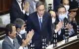 Ông Yoshihide Suga chính thức được Quốc hội phê chuẩn làm Thủ tướng Nhật Bản
