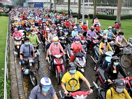 Công ty PouYuen Việt Nam trợ cấp cao nhất là 300 triệu đồng cho công nhân thôi việc