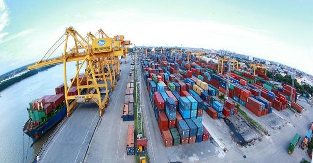 Xuất khẩu hàng hóa tiếp tục khởi sắc trong khó khăn - Ảnh 1.