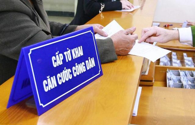 Dùng thẻ Căn cước công dân gắn chíp - người dân được lợi gì?  - Ảnh 1.