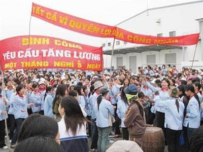 Quy trình đình công hợp pháp theo Bộ luật Lao động 2019