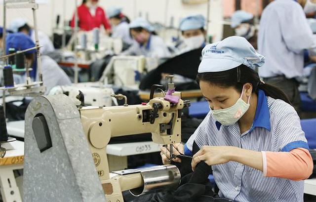 Khi nào dệt may Việt mới hưởng lợi từ EVFTA? - Ảnh 1.