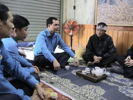 Tổng Liên đoàn Lao động Việt Nam trích quỹ 2,6 tỷ đồng hỗ trợ nhân dân vùng lũ miền Trung